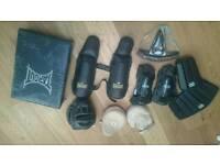 Martial arts kit