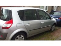 Renault Scenic 1.6 Silver