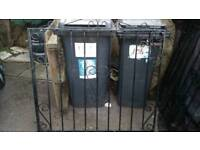 DOUBLE DRIVEWAY GATES, VERY GOOD COND.. £55.O.N.O. CALL OR TEXT BMOUTH 07881886938