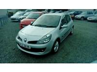 08 Renault Clio 1.2 5 DOOR Service History Moted Low Ins Nice Car ( can be viewed inside Anytime