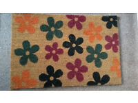 IKEA Fjaltring, Brand new 100% coir doormat with latex back, with label still attached