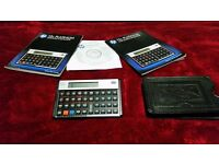HP 12C Platinum Calculator / CFA Certified