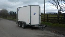 Ifor Williams 8x5 lights brakes recent new tyres