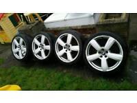 Alloy wheels 19 inch