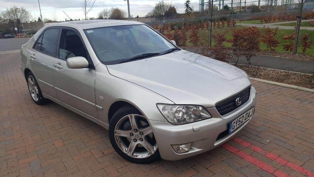 200352 lexus is300 auto 30 213bhp full service history cambelt 200352 lexus is300 auto 30 213bhp full service history cambelt changed 2key heated sciox Images