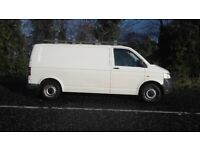 Long wheel base Volkswagen transporter t30 tdi van