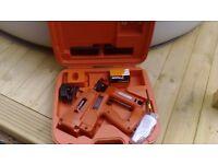 paslode im250 nail gun, 2nd fix, refurbished,