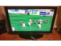 samsung 40 inch LCD tv FREEVIEW FULLHD