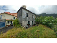 HOUSE FOR SALE - MADEIRA ISLAND - PORTUGAL - EXCELLENT FOR RESTORATION