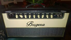 Bugera V55HD Two Channel Valve Amp Head