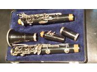 Selmar Bundy Clarinet with Case - Works fine