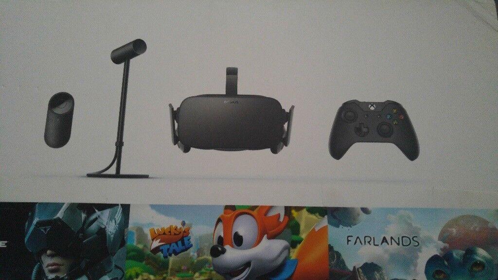 Oculus Rift vr , sensor, remote ,xbox one controller etc