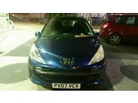 Peugeot 1.4 petrol 2007 very good condition