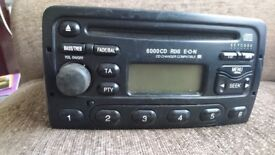 Ford car stereo