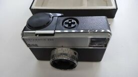 Instamatic 233 Camera with Flash