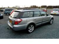 08 Subaru Outback AWD Auto 2.5 Estate FULL HISTORY MOT Feb 19 Can be seen anytime