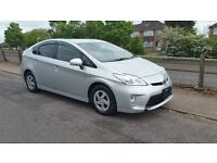 Toyota Prius 2013 , Only 25000 Miles, Mint, UK registered , OK for PCO, Free Delivery in London