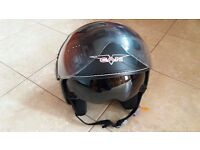 v can motorcykle helmet L59-60 nearly new im sold motor dont nead any more