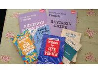 AQA French Revision Guide, Workbook and others