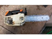 STIHL ms200t CHAINSAW 12""