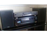 Full cinema sound based receiver hi fi.