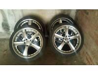 19inch RS 5-114.3 alloys. Fit all japanese cars . Lexus Nissan Toyota Chrysler Mitsubishi Honda