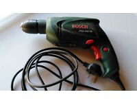 Bosch PSB650 RE Corded Hammer Drill with Keyless Chuck