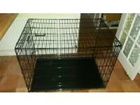Large pet cage, dog cage, cat cage