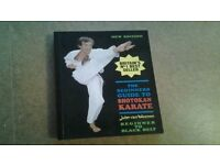 Shot okay karate book