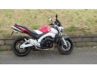 SUZUKI GSR600 K7 2007 USED MOTORCYCLE