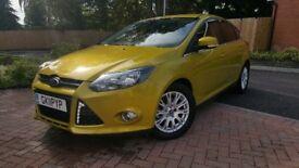 Ford focus 1.6 tdci titanium only 43k