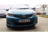 Toyota Yaris 1.33 VVT-i TR M-Drive S 5dr