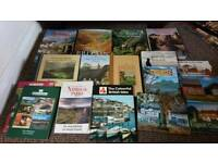 Job lot of Books about Britain