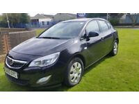 Vauxhall ASTRA, full service history, low mileage, no dent