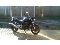Honda cbf 600 abs model very reliable £1750.00