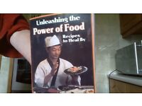 Unleashing the power of food book
