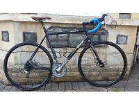 Genesis Croix De Fer Cyclocross Road Bike 58cm with Carbon Fibre Forks £650 ono