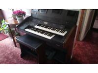 Technics ex25 electronic organ