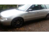 Audi A4 Avant 1.8T Sport Spares or Repair