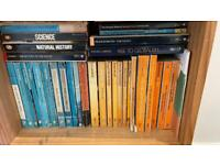 Puffin and pelican books