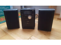 Alba CD Micro System with MP3