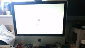 """Early 2009 20"""" iMac in very good condition; 8GB memory; 320 GB HDD; trackpad and numberpad keyboard"""