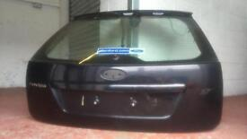 FORD FOCUS ST MK2 REAR TAILGATE / HATCHBACK IN BLACK (WITH LOOM)
