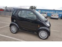 SMART FOURTWO COUPE 2006 BLACK