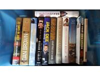 Large Selection of Books in excess of 30