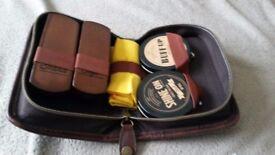 Gentlemens Hardware' shoe polish gift set-Brand New-Ideal Christmas Gift