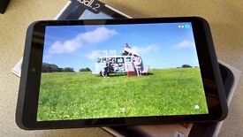 Hudl2 Tablet The Slate Black One 8.3 inch screen like new boxed
