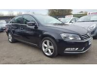VW PASSAT 2.0 TDI DSG AUTO BLUEMOTION TECH SE 2012 / 1 OWNER / FULL DEALER HISTORY / HPI CLEAR