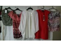 size 8 ladies bundle never worn, with labels