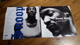 Snoop Dogg Paid Tha Cost to be Tha Boss Double LP Vinyl Like New